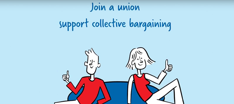 ETUC collective bargaining